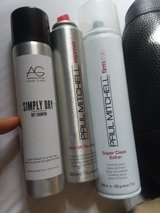 Hairspray bundle in Barstow, California