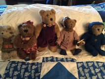 """BOYDS BEARS"" - 11 Lott Ranging from 5"" to 14"" in VERY GOOD CONDITION in Fort Lewis, Washington"