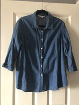 August Max Woman 1 x Jean shirt, plus size in Naperville, Illinois