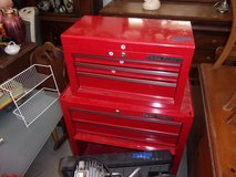 Two Piece Taskforce Red Tool Box in Fort Riley, Kansas