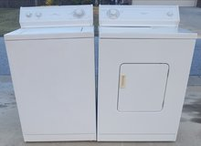 Matching Whirlpool Washer and Dryer Set in Fort Benning, Georgia