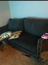 Couch, 2 accent chair queen bed with bed frame in Fort Belvoir, Virginia