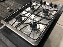 GE gas cooktop in The Woodlands, Texas