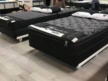 New King pillow top Mattress Sets,still in plastic in Wilmington, North Carolina