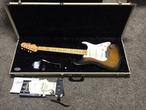 Fender Eric Johnson Signature Stratocaster Electric Guitar in Okinawa, Japan