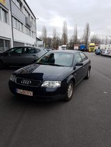 Audi A6 1.8, automatic, 82000 miles, one owner in Ansbach, Germany