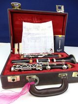 Buffet Company & Co. Clarinet in Pearland, Texas