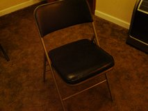 Padded Folding Chairs in Joliet, Illinois