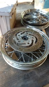 HD 40 Spoke Chrome T16x300D wheel in Cleveland, Texas