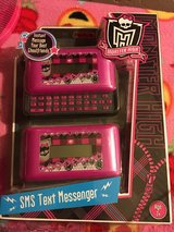 Monster High sms text messenger in Alamogordo, New Mexico