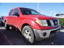 *** 1 Owner 2008 Nissan Frontier Crew Cab Pickup SE-V6 *** in Pearland, Texas
