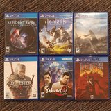 PS4 Games in Ramstein, Germany