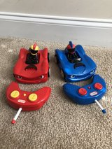 Little Tikes Bumper Car Set in Beaufort, South Carolina