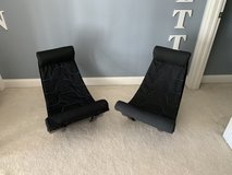 Set of 2 Gaming Chairs! Excellent Condition! Fabric is Perfect! in Bolingbrook, Illinois