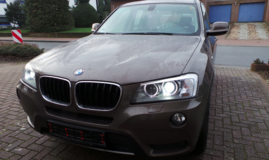 2012 BMW X3 xDrive automatic in Ramstein, Germany