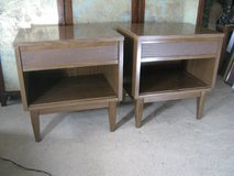 Mid Century Modern Kroehler Nightstands - Pair in St. Charles, Illinois