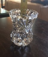 Cut Glass Toothpick Holder in Joliet, Illinois