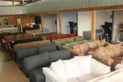 GIANT WAREHOUSE NEW YEAR SOFA SALE! in Spring, Texas