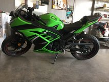 Kawasaki Ninja 300 in Kingwood, Texas