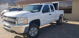 2013 Chevrolet silverado 2500 4x4 in Ruidoso, New Mexico