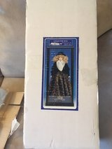 "*~* 18"" PORCELAIN DOLL in Original Box (comes with Stand and Wooden Display case) *~* in Tacoma, Washington"