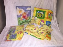 Jesus Loves Me Blanket, fabric book,and wrapping papper in Camp Lejeune, North Carolina
