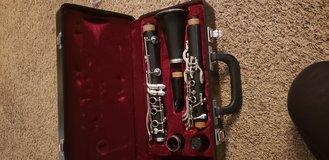 Barely used Clarinet in Clarksville, Tennessee