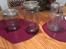 *~* ANTIQUE GLASS LID JARS *~* in Tacoma, Washington