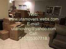 YOUR LOCAL MOVERS AND TRANSPORT, PICK UP AND DELIVERY, FURNITURE ASSEMBLE in Ramstein, Germany