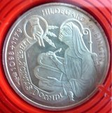 1998 Hildegard von Bingen, BRD 10 DM Silver Coin (2each) in Ramstein, Germany