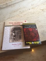 The Scarlet Letter Book and Teacher Guide in Ramstein, Germany
