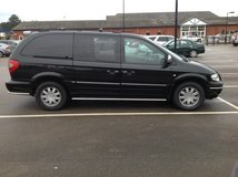 Chrysler Grand Voyager Stow&Go+DVD+Auto+Leather in Lakenheath, UK