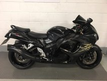 SUZUKI HAYABUSA GSX 1300 R 2008 2 OWNERS ONLY 11K MILES FULL SERVICE HISTORY YEARS MOT NEW TRYES in Lakenheath, UK