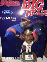 Eddie Murray Cleveland Indians Little Big Heads 2003 Hall Of Famer MLB SGA! in Cleveland, Ohio