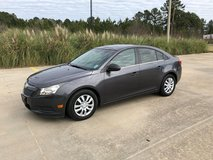2011 CHEVY CRUZE LS in Leesville, Louisiana