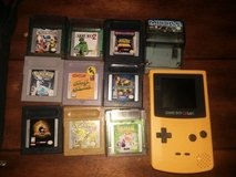 Gameboy color in Fort Campbell, Kentucky