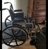 Heavy duty wheel chair in Joliet, Illinois