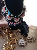 J.Crew jewelry lot in Yucca Valley, California