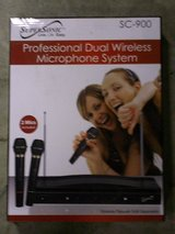 Professional Dual Wireless Microphone System in 29 Palms, California