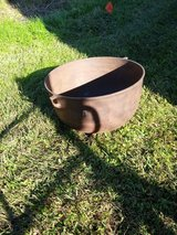 Cast iron pot in Tomball, Texas