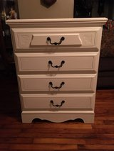 4 Drawer Wood Chest of Drawers in Fort Benning, Georgia