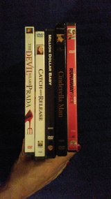 DVD movies (lot 1) in Kingwood, Texas