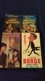 VHS Classic movies (lot 3) in Kingwood, Texas