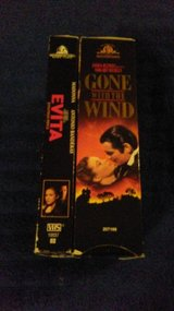 More classics on VHS (lot 9) in Houston, Texas