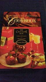 Chocolate and dessert cookbooks (lot 2) in Baytown, Texas