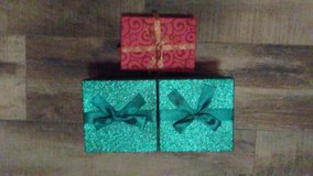 Christmas gift boxes in Kingwood, Texas