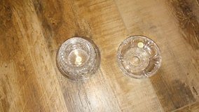 """""""Party Lite"""" glass candle holders in Houston, Texas"""