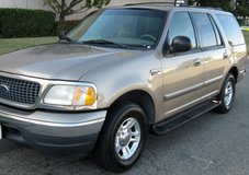 2001 Ford Expedition XLT in Camp Pendleton, California
