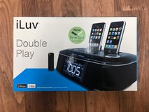 iLuv Double Play iMM173 Alarm Clock in Temecula, California