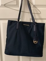 Navy Blue Michael Kors Purse in The Woodlands, Texas